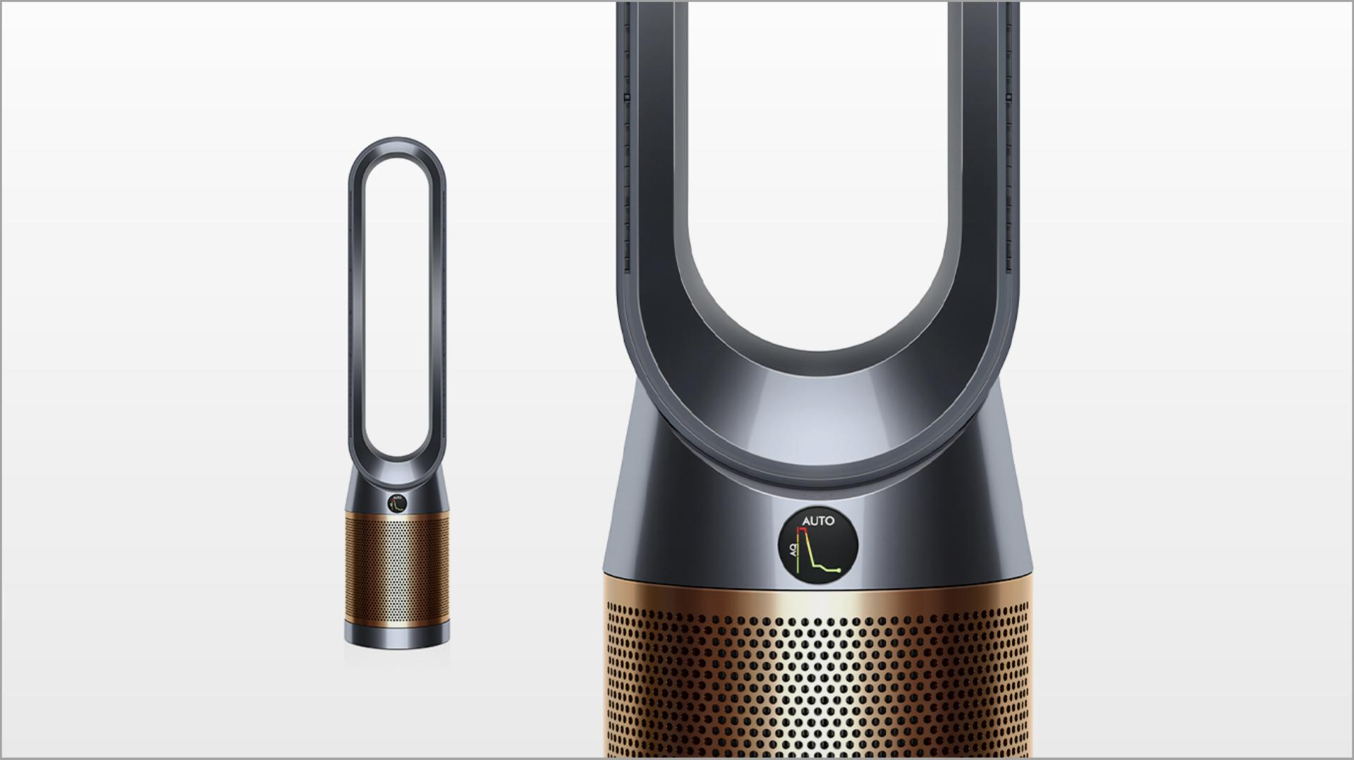Dyson Pure Cool Cryptomic™ air purifier tower fan TP06