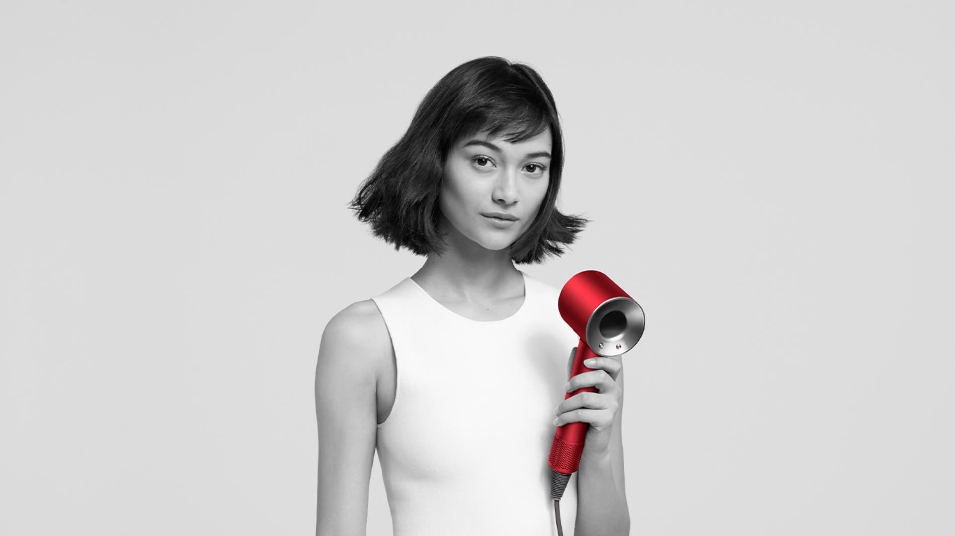 Limited edition Dyson Supersonic