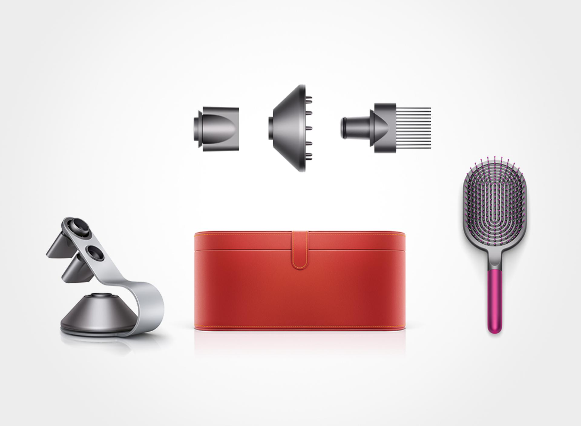 Dyson Supersonic™ saç kurutma makinesi aksesuarları