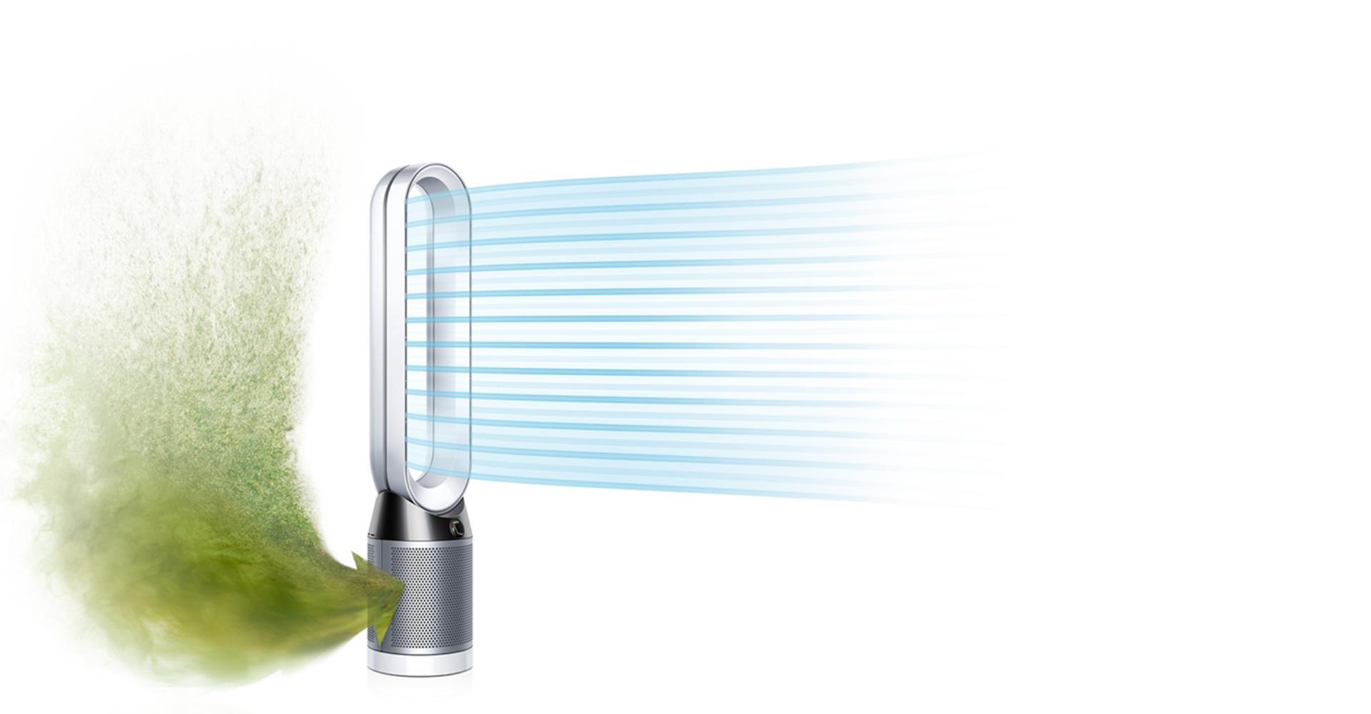 المروحة المُنقية للهواء Dyson Pure Cool™