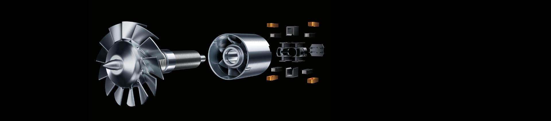 محرك دايسون الرقمي V9
