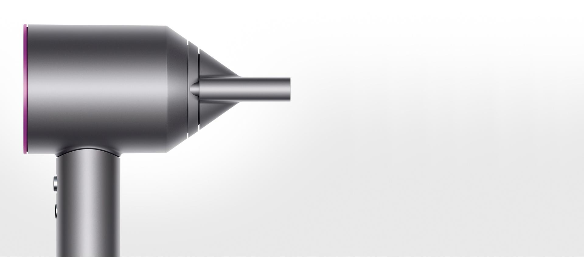 פרופיל צדי של מייבש השיער ™Dyson Supersonic