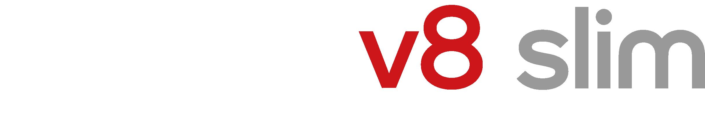Dyson V8 Slim logo