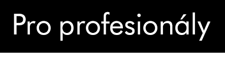 For professionals logo
