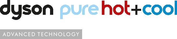 dyson pure hot + cool logo