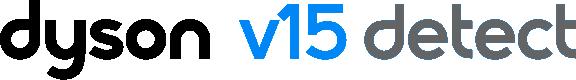 Dyson V15 Absolute vacuum motif