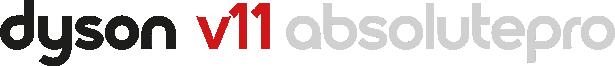 Dyson V11 Absolute pro logo