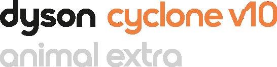 Dyson Cyclone V10 Animal logo