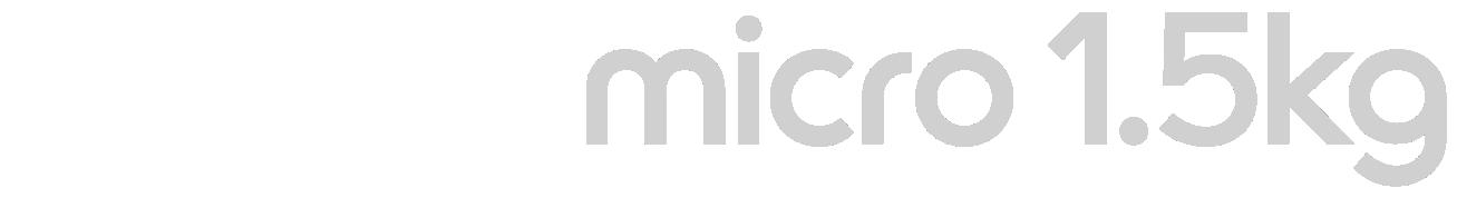 Dyson Micro 1.5kg logo