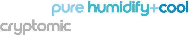 Dyson pure humidify+cool cryptomic logo