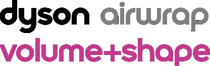 Dyson Airwrap™ styler Volume + Shape (Nickel/Fuchsia)