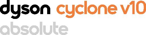 Logo Dyson Cyclone V10 Absolute
