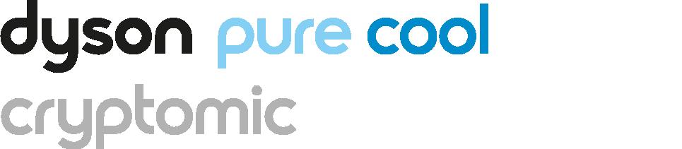 Dyson Pure Cool Crytomic logo