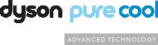 לוגו dyson pure טכנולוגיה מתקדמת