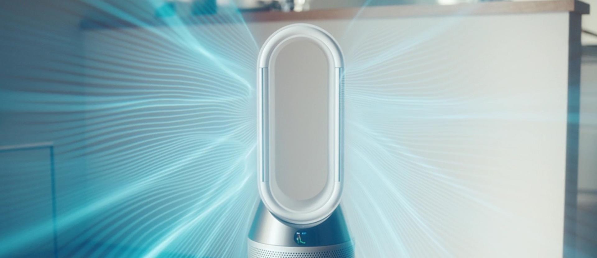 Dyson Pure Humidify+Cool légtisztító párásító ventilátor