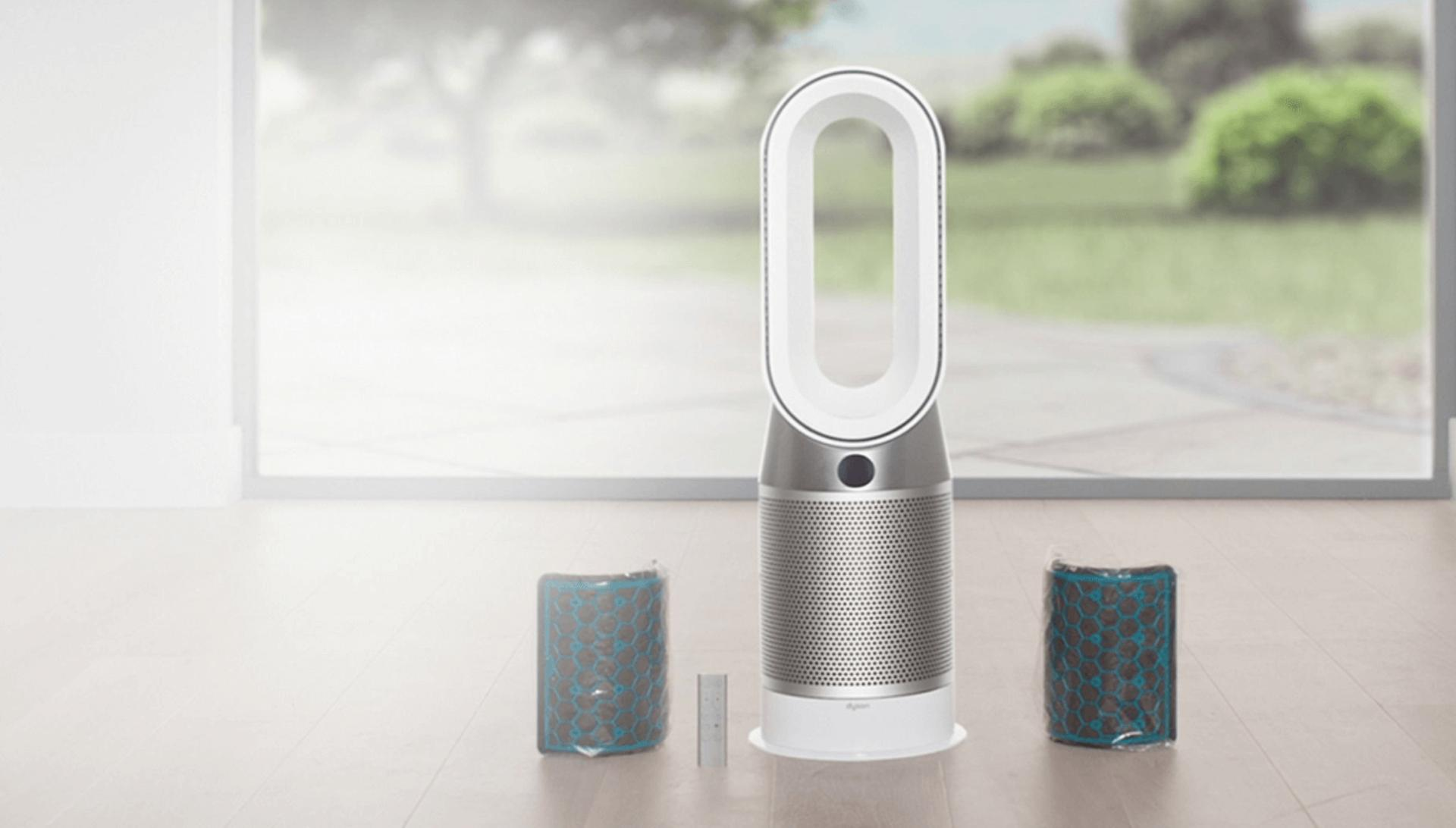 Getting started with Dyson air purifier and heater