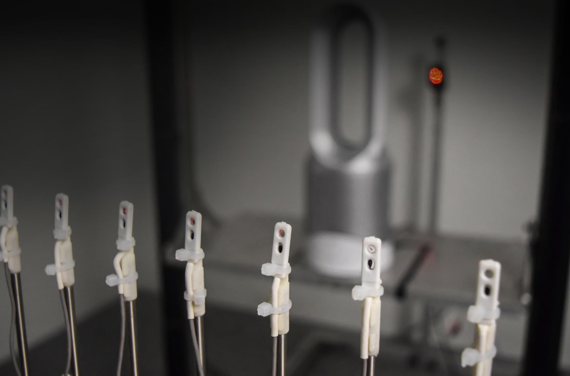 Dyson robotic rig