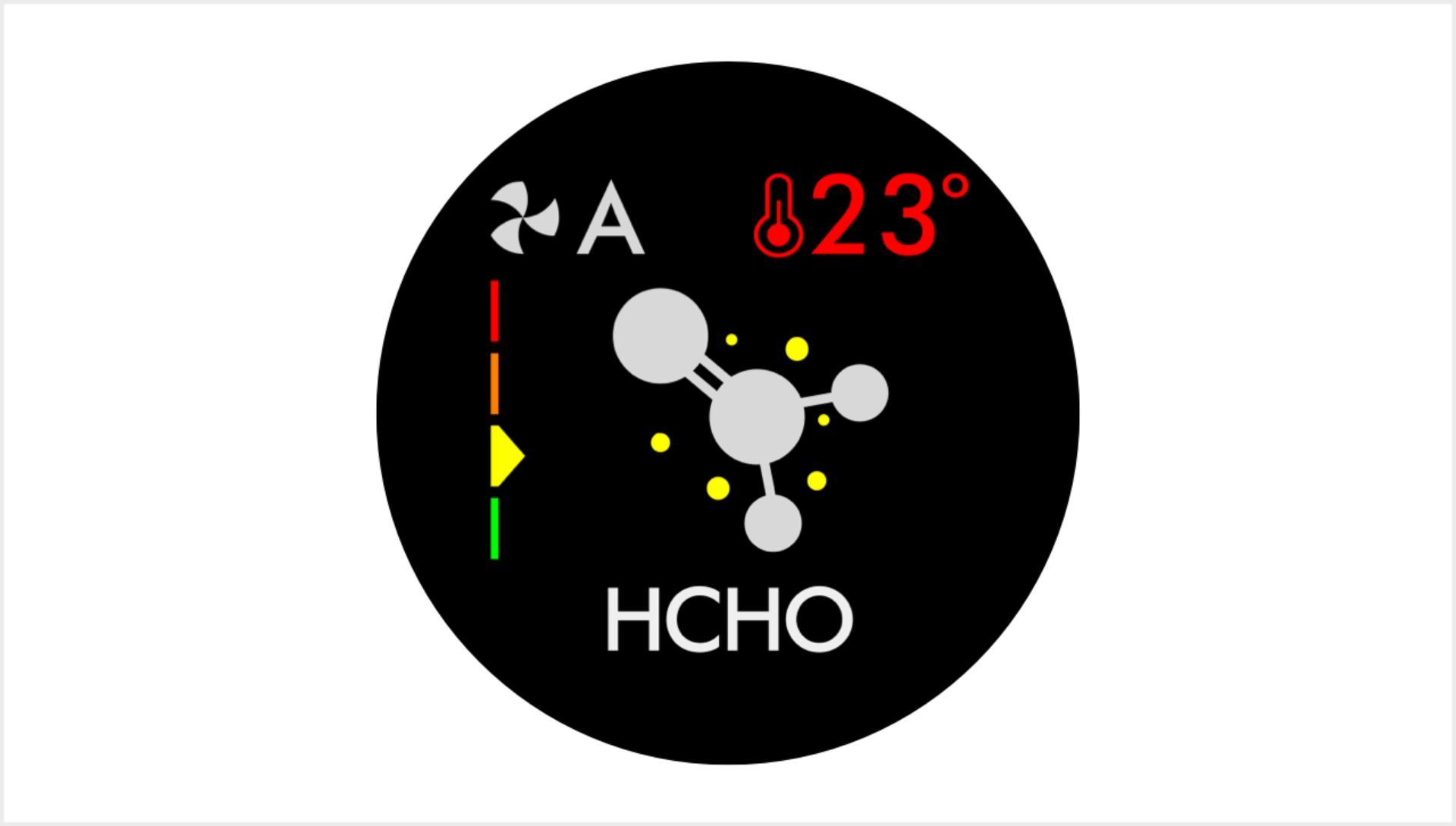 Formaldehyde screen