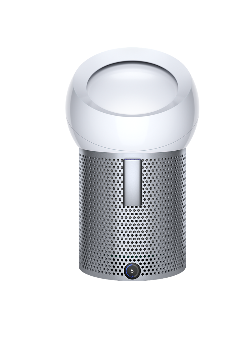 Dyson Pure Cool Me™ personal air purifier fan (White/Silver)