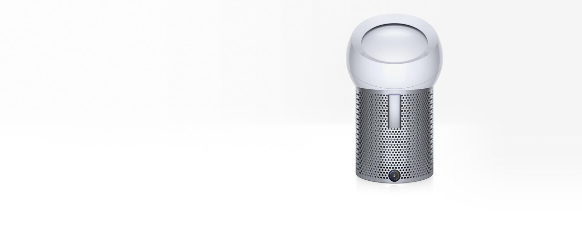 Dyson Pure Cool Me™ personal air purifier fan (White/Silver)