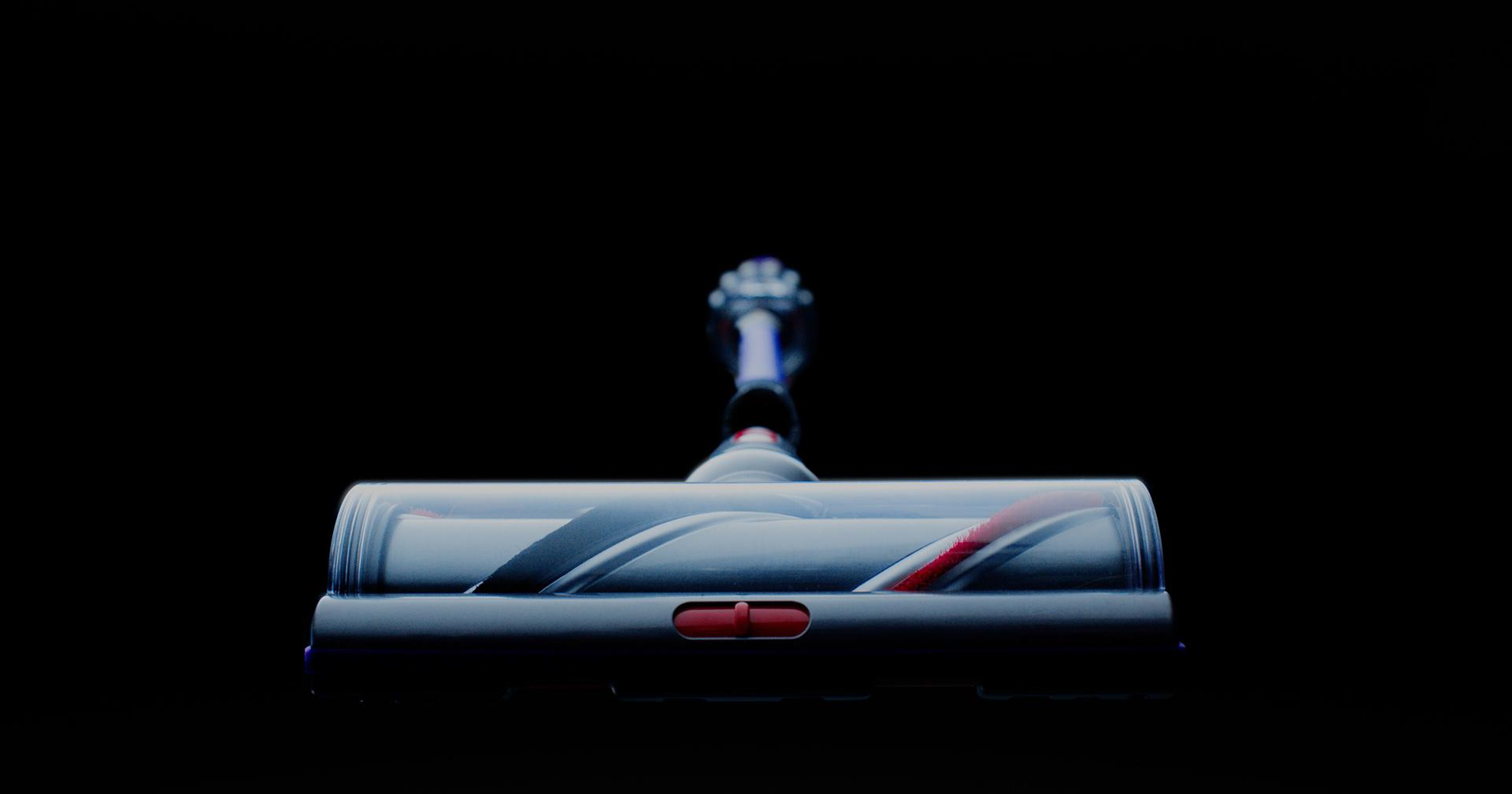 Dyson V11™ vacuum on plinth