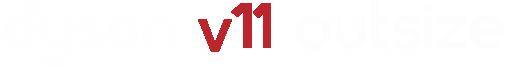Dyson V11™ Outsize motif