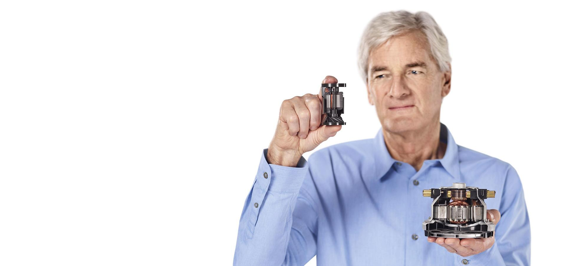Dyson's founder and engineer, James Dyson