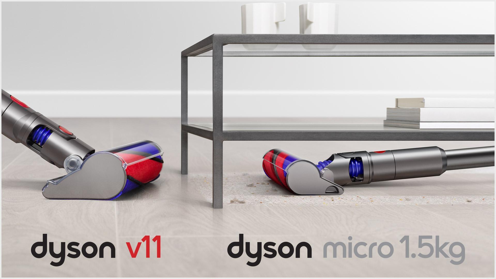 極輕量軟絨毛滾筒吸頭清潔傢具下方