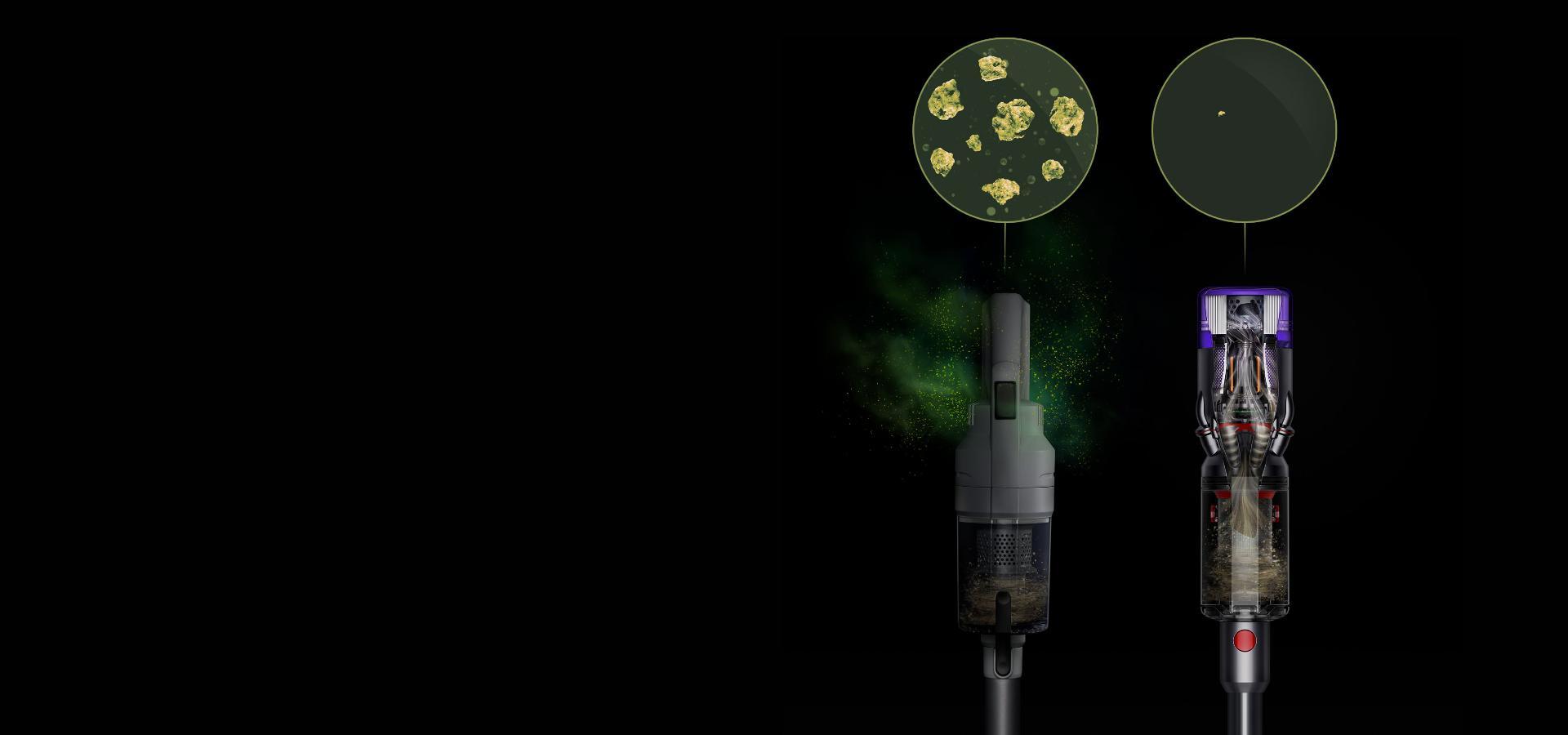vacuum filter comparison