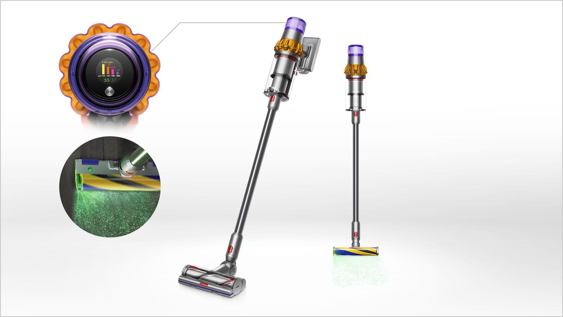 다이슨 V15 디텍트 무선 청소기