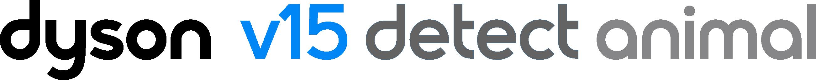 Dyson V15 Detect Animal logo