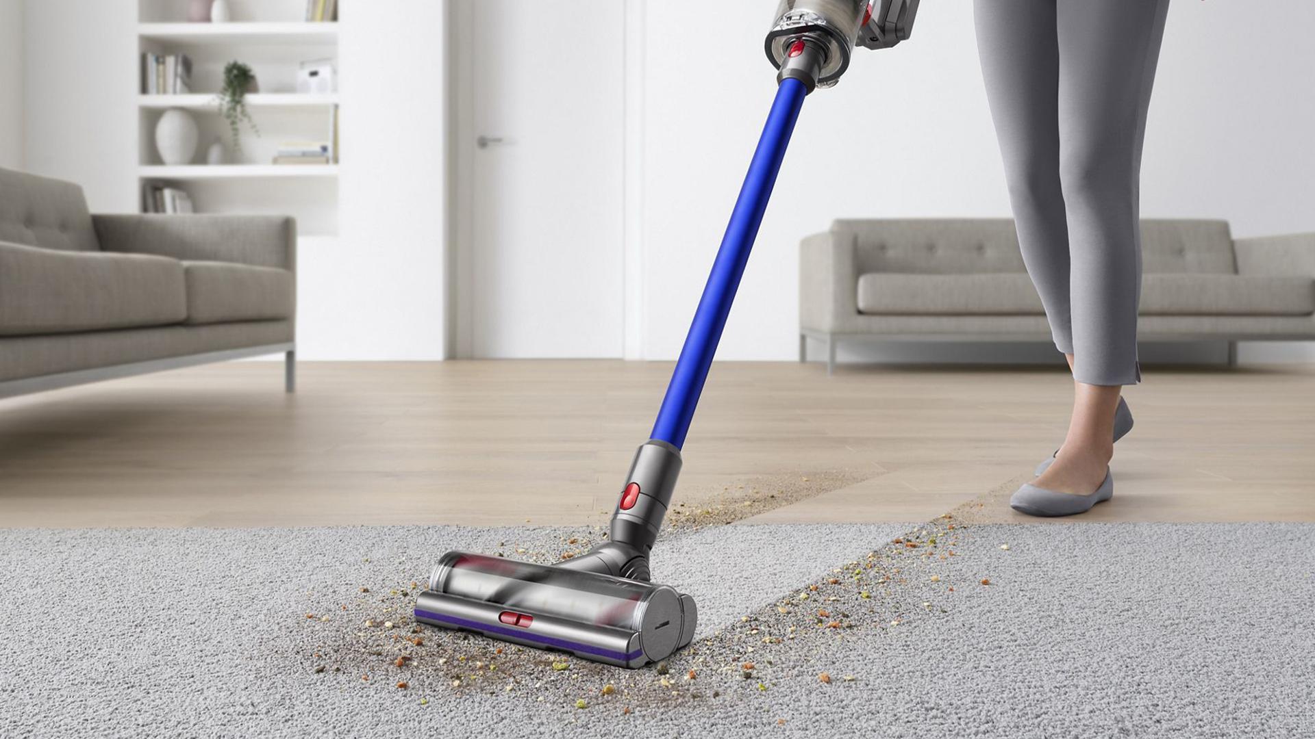 Dyson cordless vacuum