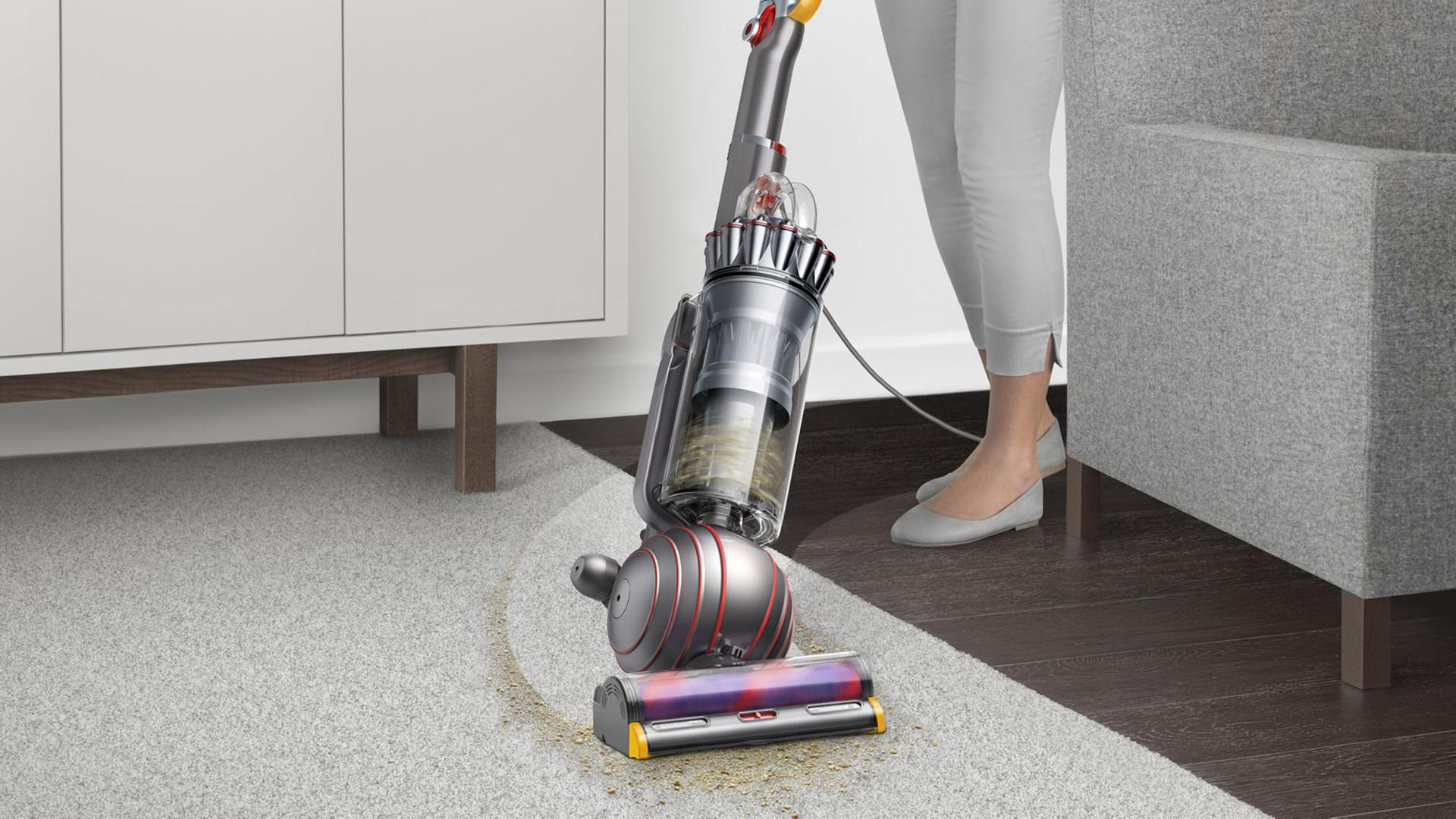 Dyson corded vacuums