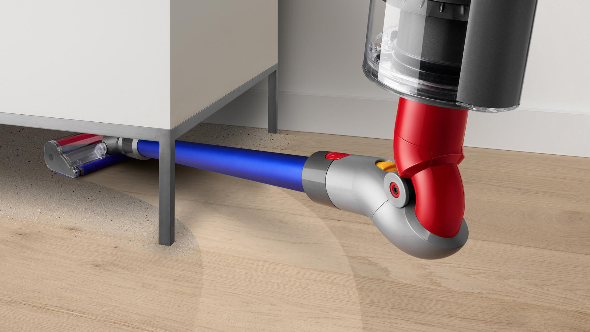 Dyson Low-reach adaptor cleaning under a sofa