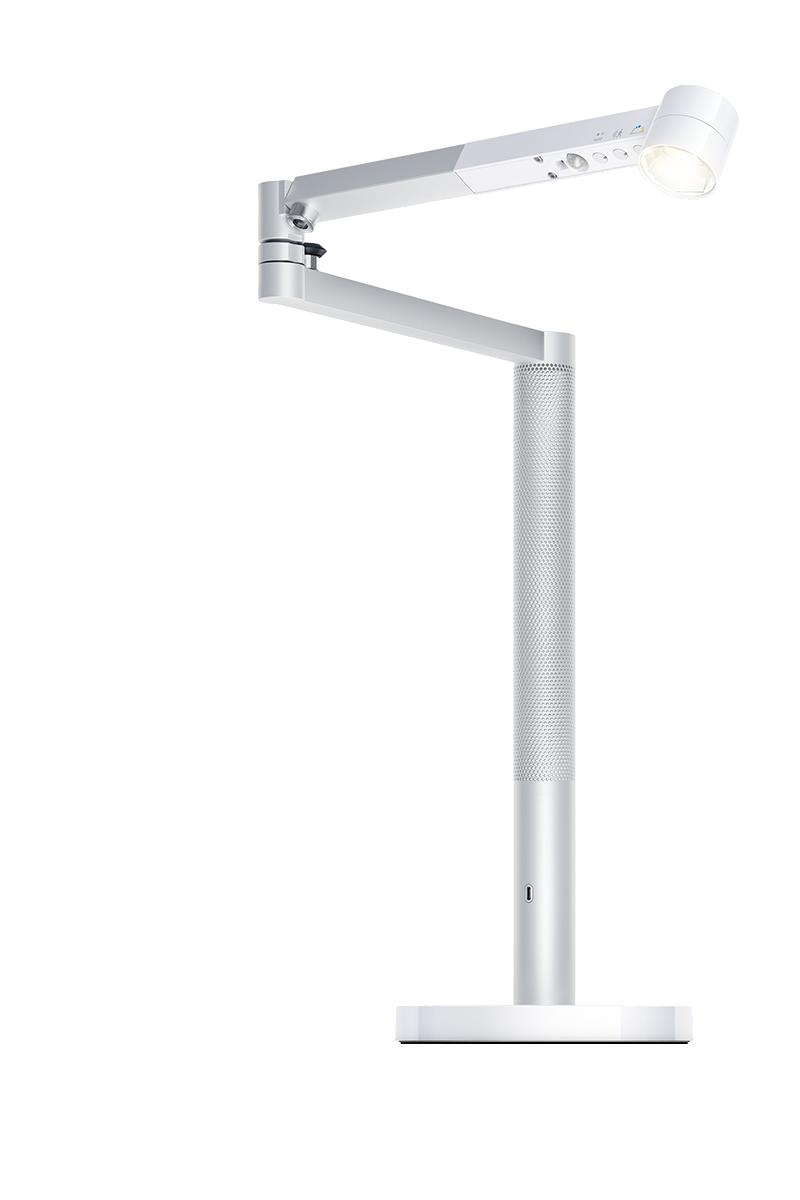 Dyson Lightcycle Morph™ 枱燈 (銀白色)
