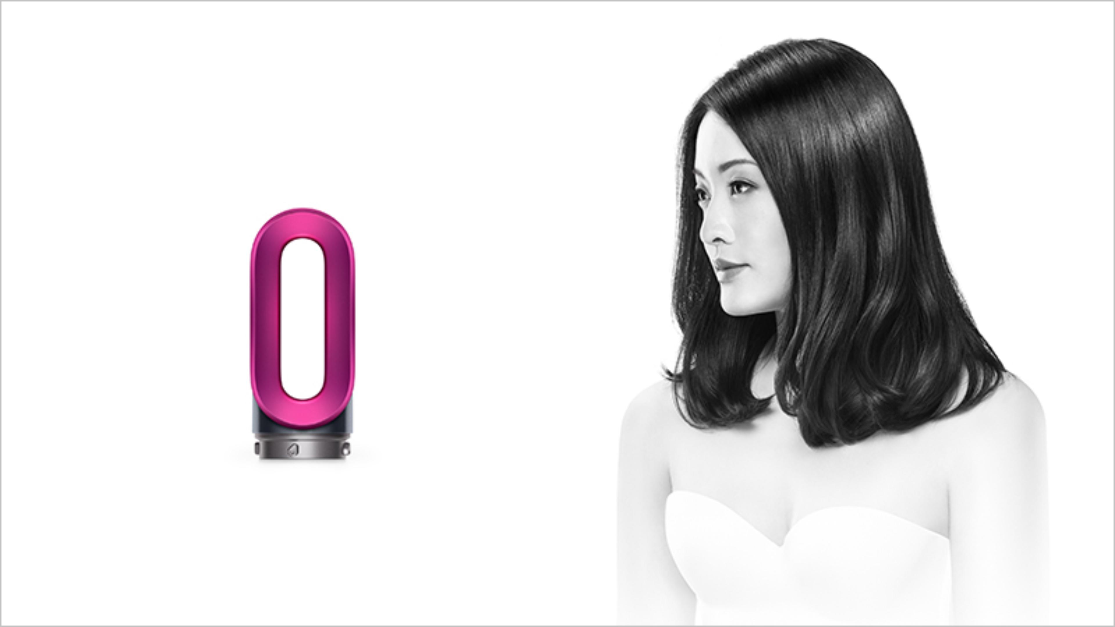 Vysoušeč pro prosušení vlasů před stylingem