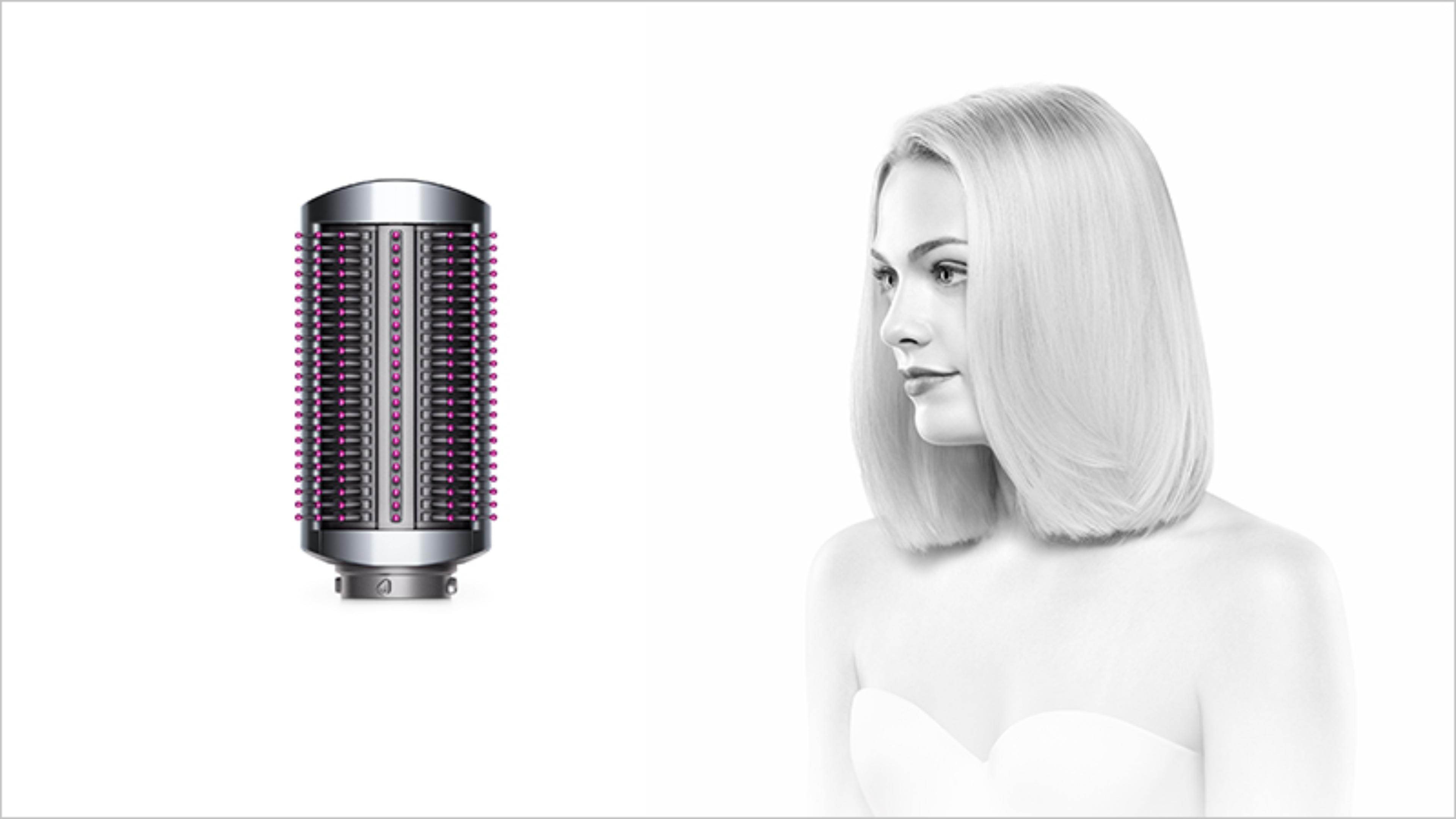 Soft smoothing brush with model using product