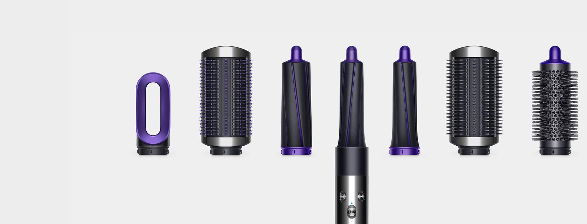 Dyson Airwrap and attachments
