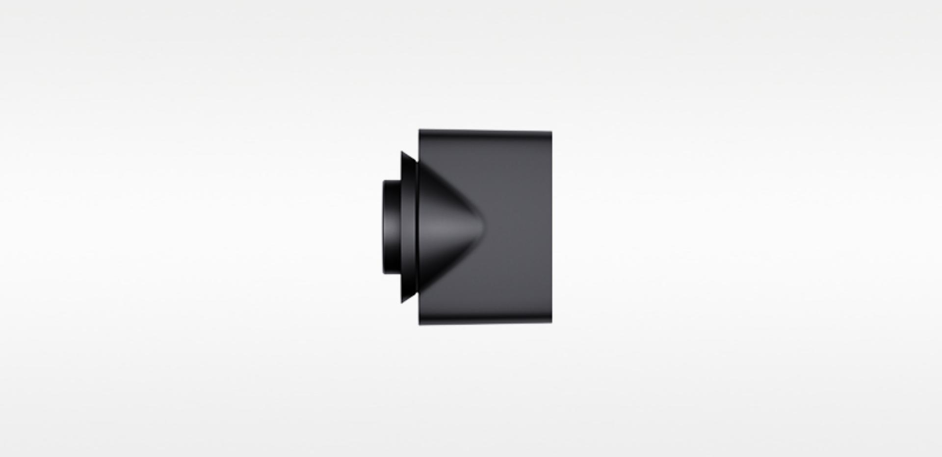 Styling concentrator for the Dyson Supersonic™ in Black