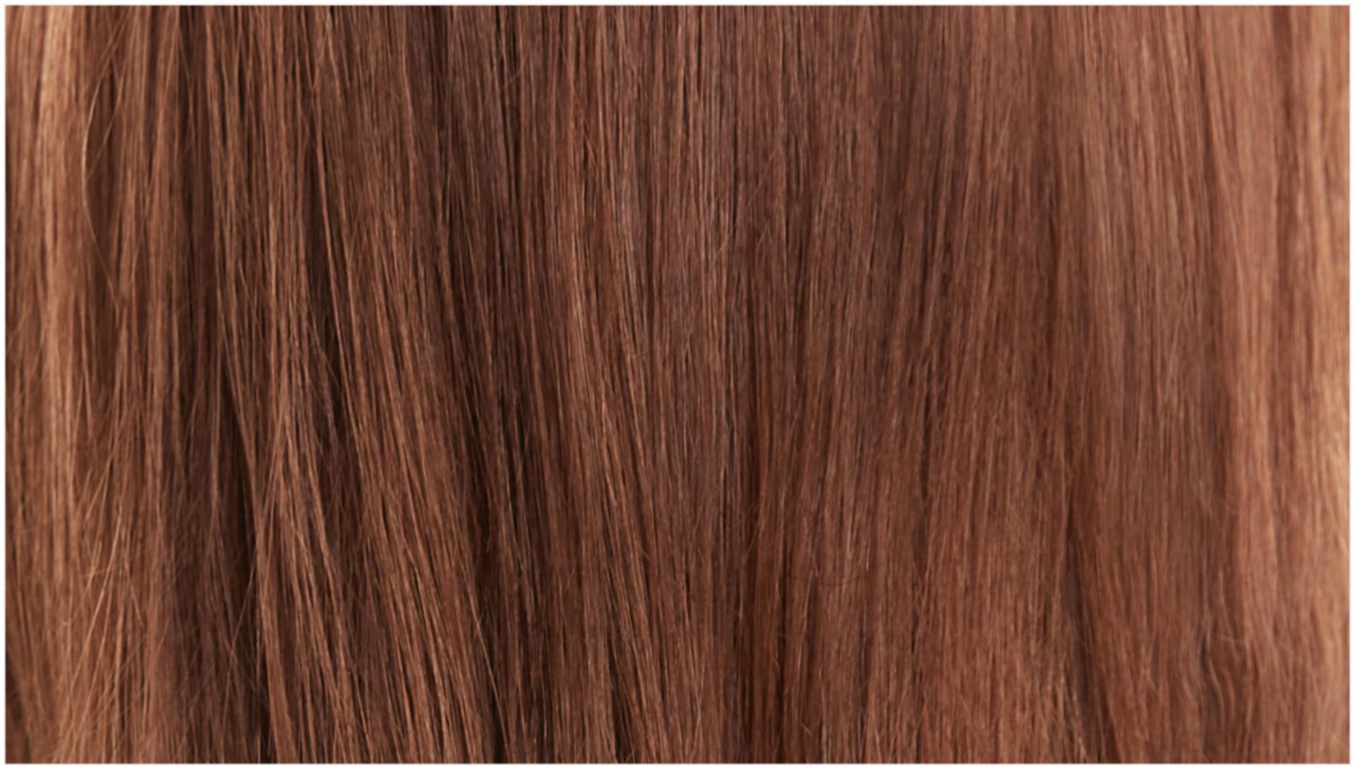 Hair colour can fade