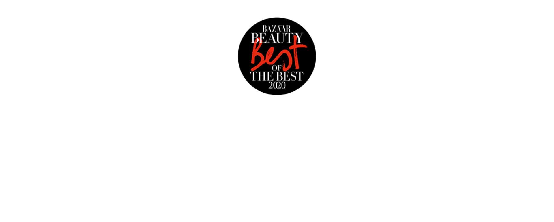 Bazaar Beauty Best of the Best 2020 logo