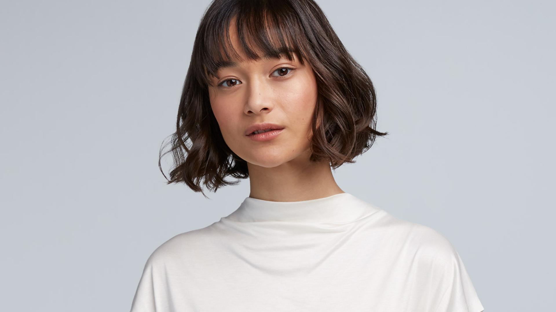 Dalgalı Kısa Saçlar