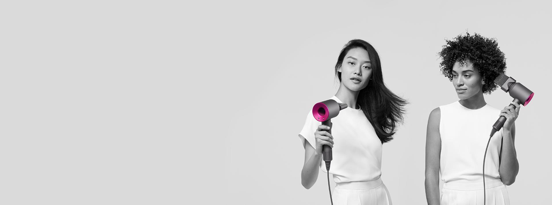 Explore the Dyson Supersonic™ hair dryer