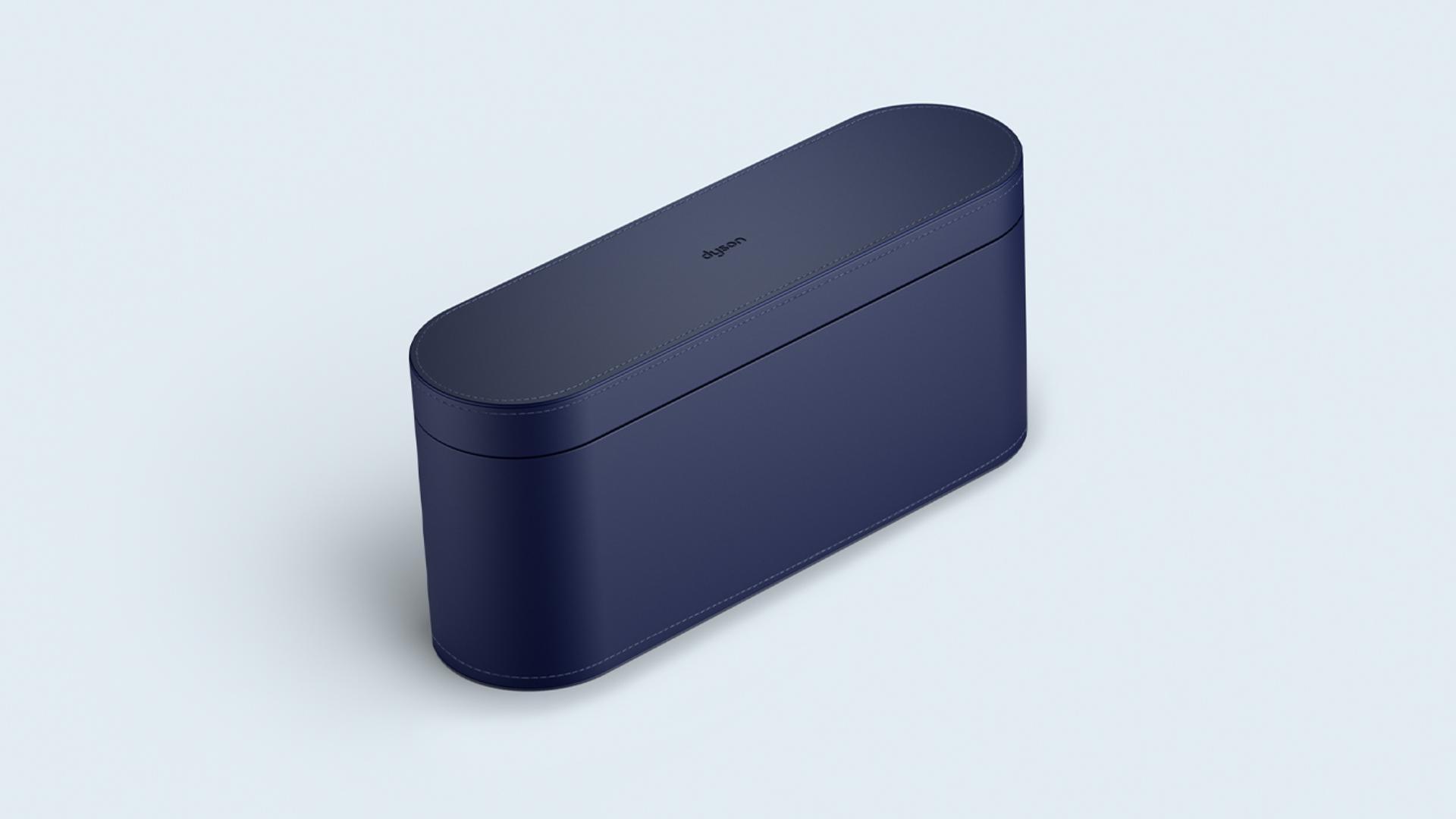Dyson-designed presentation case