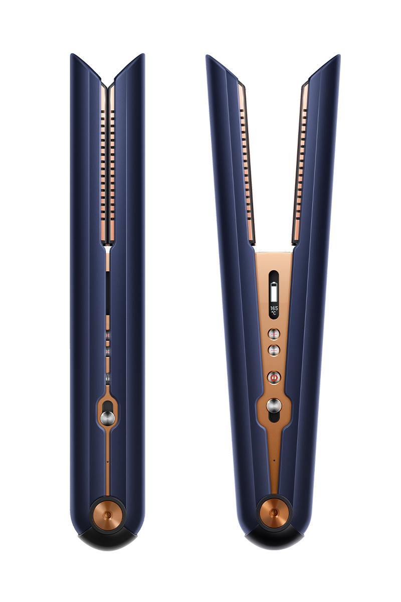 Dyson Corrale™ straightener (Prussian Blue/Rich Copper)