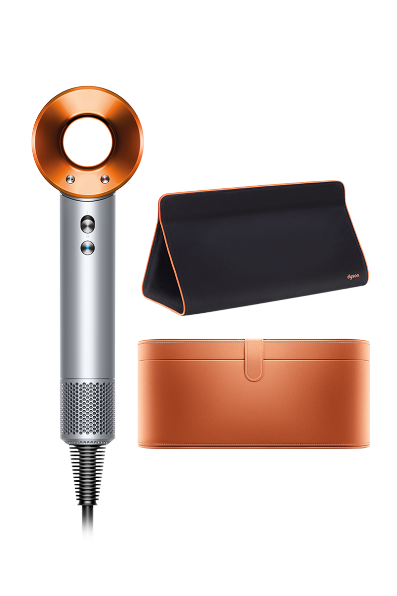 Dyson Supersonic™ hair dryer (Copper/Silver)