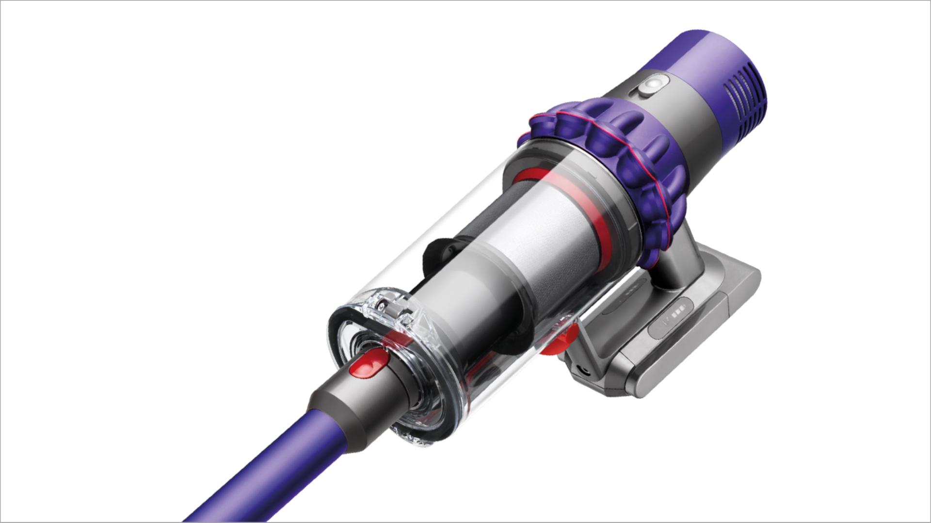 Dyson V10™ vacuum cleaner close up