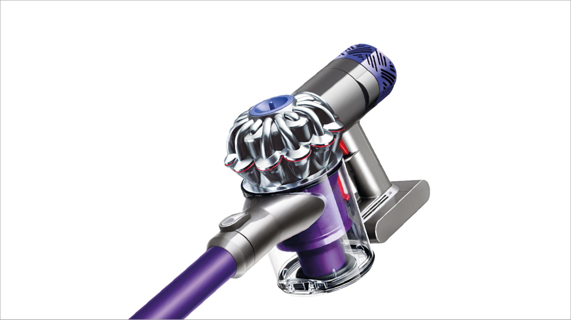 Dyson V6™ vacuum cleaner close up