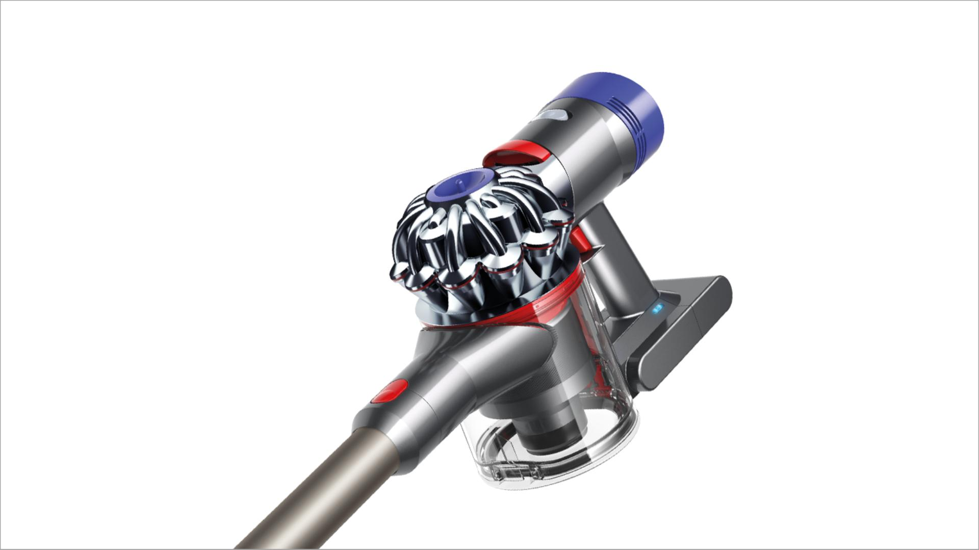 Dyson V8™ vacuum cleaner close up