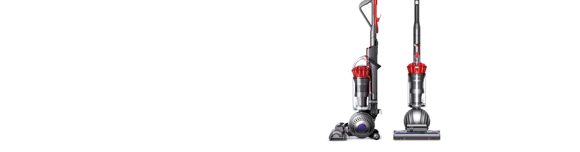 Dyson upright machine